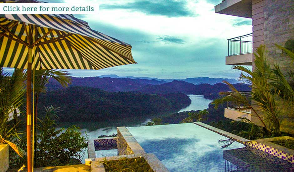 resort in munnar with swimming pool