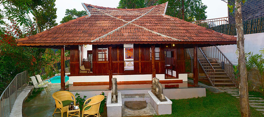 honeymoon resort in Munnar